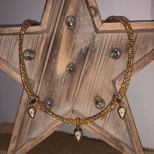 Vintage Givenchy Crystal Necklace